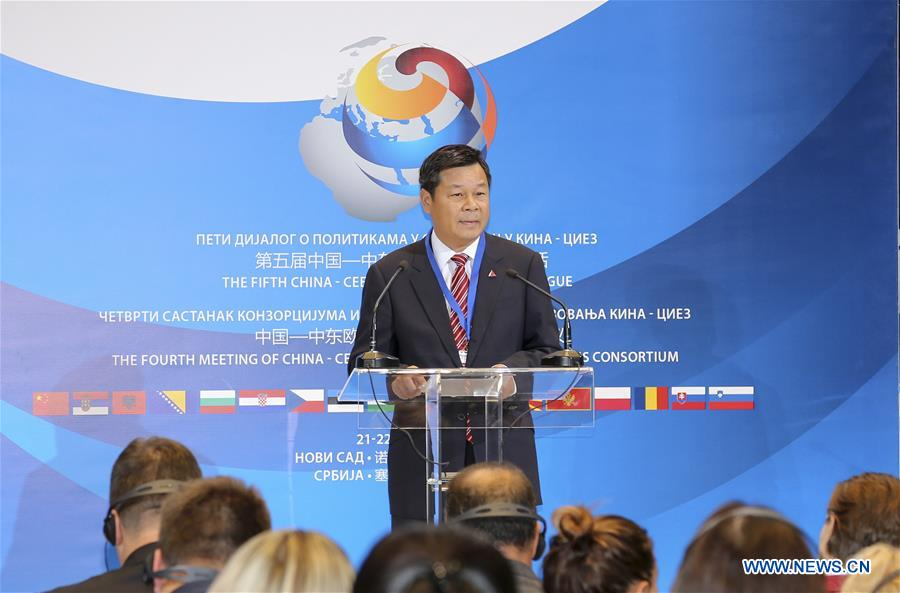 Chinese vice minister suggests harmonization of education policies with CEE countries