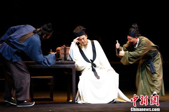 北京人艺复排田汉名剧《关汉卿》 导演唐烨:老戏不旧