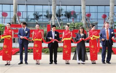 赛尔康(贵港)有限公司正式开业