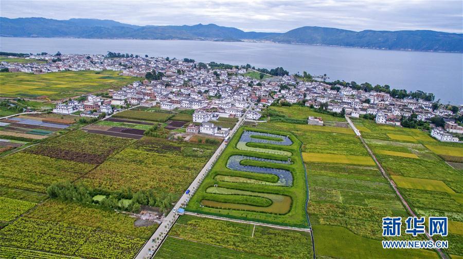 为了清清湖水座座青山――云南古生村生态建设见闻