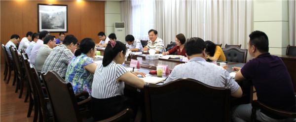 国家宗教局宗教信息新闻和舆情应对工作调研组到广西调研