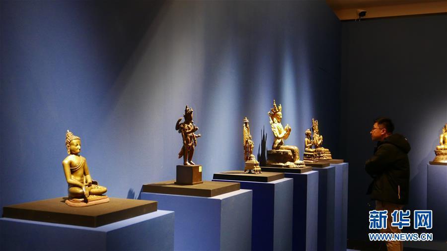 (新华网)(1)《缘起――喜马拉雅艺术展》在京开幕