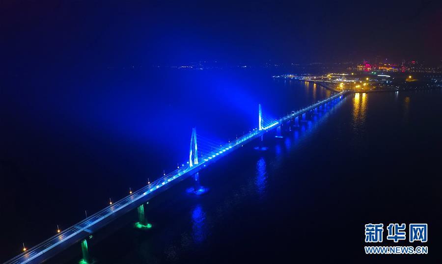 (新时代新气象新作为)(5)港珠澳大桥主体工程如期具备通车条件