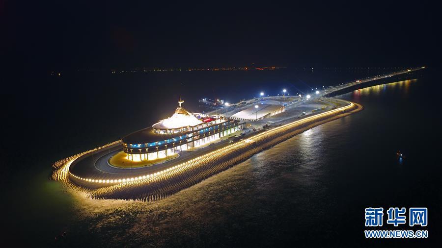 (新时代新气象新作为)(10)港珠澳大桥主体工程如期具备通车条件