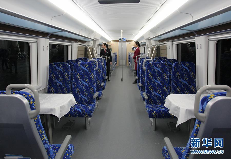 (新时代新气象新作为)(2)北京城市副中心铁路线开通
