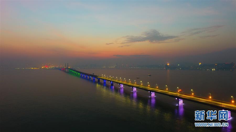 (新时代新气象新作为)(8)港珠澳大桥主体工程如期具备通车条件