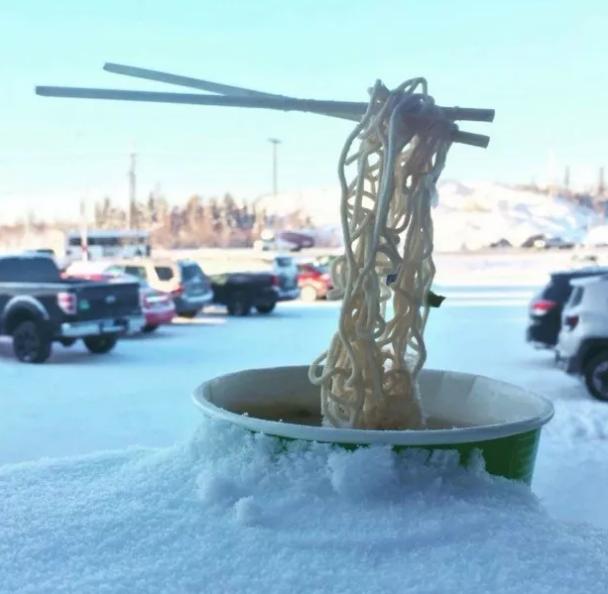 组图:打破百年低温纪录 北美人民在暴风雪里快扛不住了!