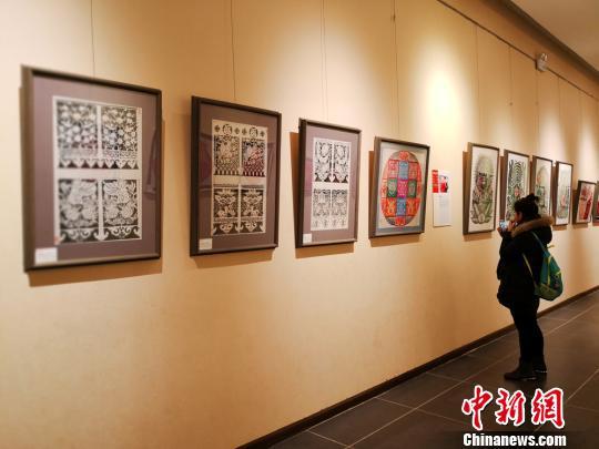 """""""民风?民韵?民萃——甘肃剪纸艺术十人精品展"""""""