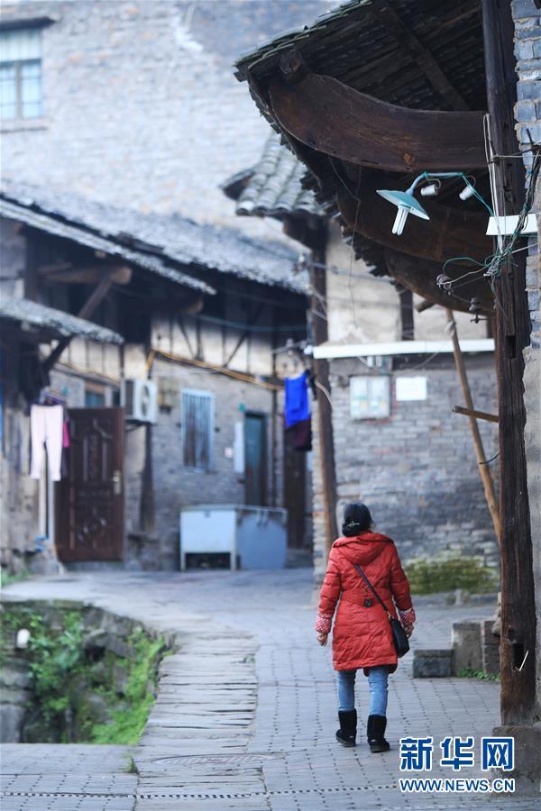 (美丽中国)(12)千年古镇韵味浓
