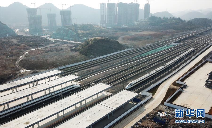 (经济)(2)渝贵铁路进入联调联试冲刺阶段