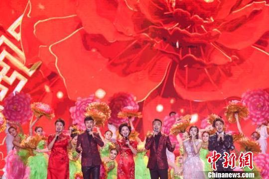 """""""中国文学艺术界2018春节大联欢""""在京举行"""