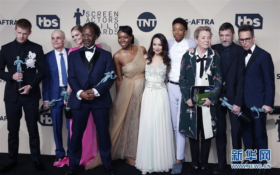 (国际)(1)第24届美国影视演员协会奖揭晓