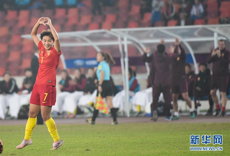 (体育)(6)足球――国际女足锦标赛:中国队夺冠