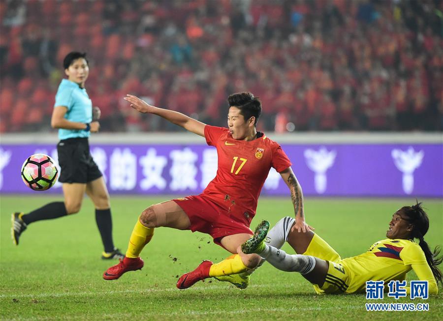 (体育)(9)足球――国际女足锦标赛:中国队夺冠