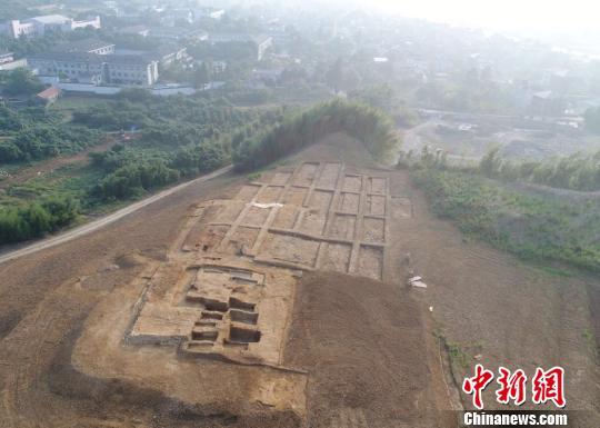 良渚古城遗址正式申报世界文化遗产