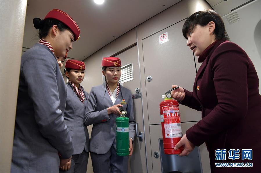 (社会)(4)江西南昌:备战春运