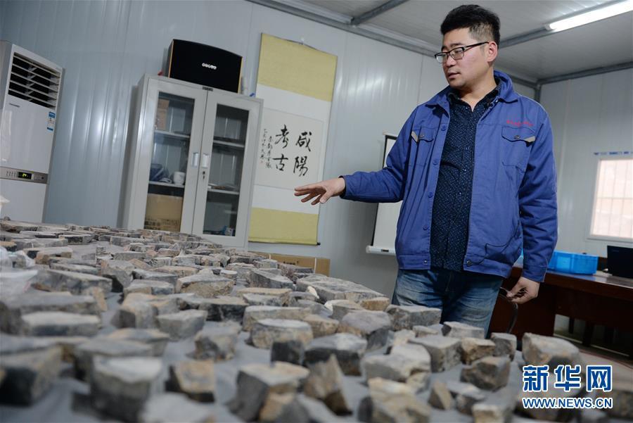 (文化)(7)陕西首次发现秦代大型国家府库遗址