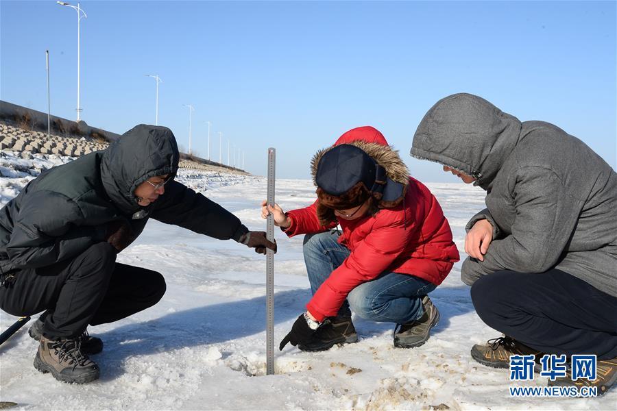 (环境)(1)冰天雪地测海冰