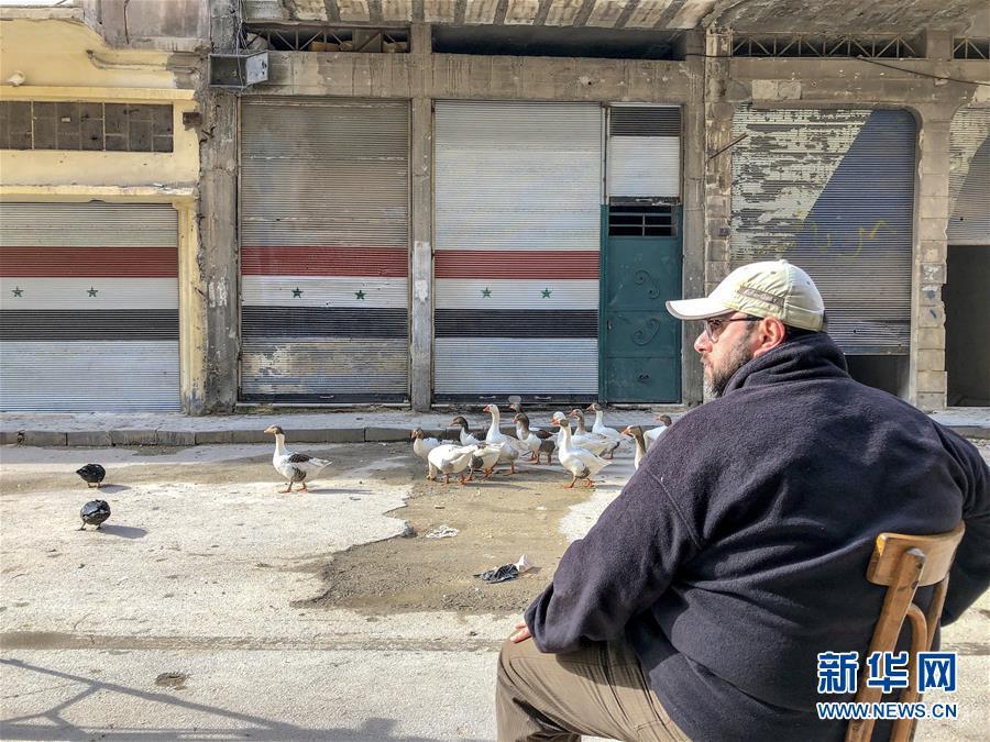 (国际・图文互动)(1)鸭鸣声,让霍姆斯返乡人不再孤寂