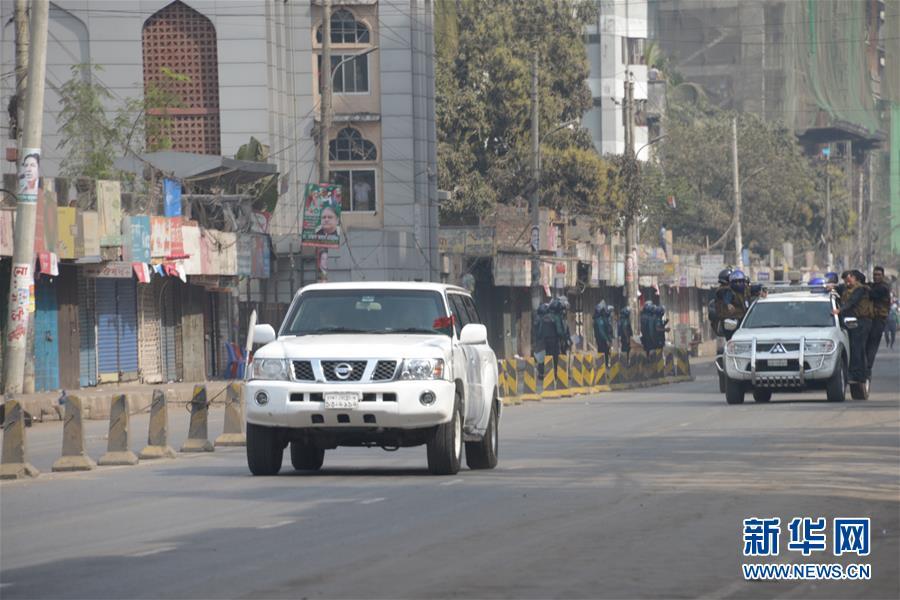 (国际)(1)孟加拉国前总理卡莉达・齐亚被判贪污罪名成立获刑5年