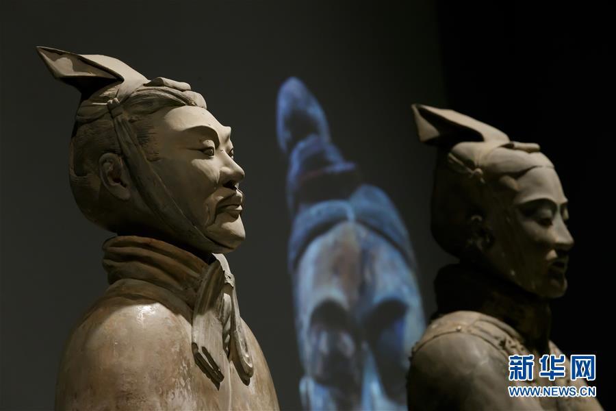 (国际)(5)秦始皇兵马俑大型特展在利物浦举行