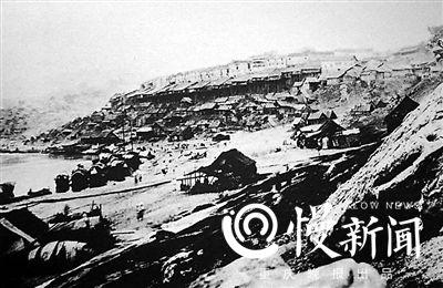 重庆 朝天门轮渡两江摆渡成网红图片