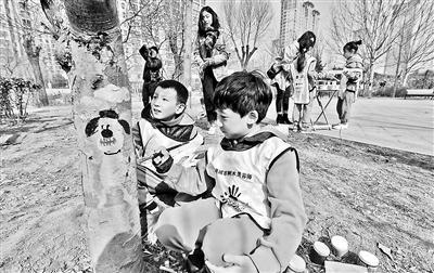 北京2018全年计划义务植树100万株 植树节首推网上捐款60元尽责