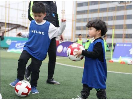金诚集团再发力体育产业接轨欧洲青训体系发展少儿足球