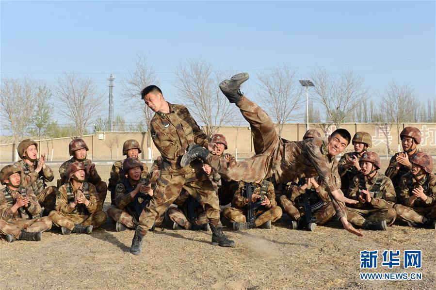 (图文互动)第76集团军某旅传承红色基因实现战斗力新跃升