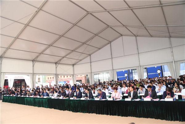 第31届中国(佛山)国际陶瓷及卫浴博览交易会开幕