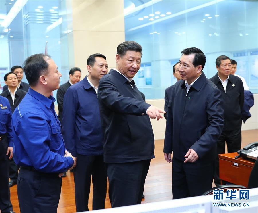 (时政)(10)习近平主持召开深入推动长江经济带发展座谈会并发表重要讲话