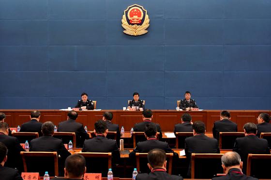 赵克志:毫不动摇地坚持党对国保工作的绝对领导