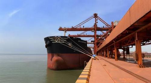 为了头顶这片蓝天:从曹妃甸港新变看中国铁路货运增量行动