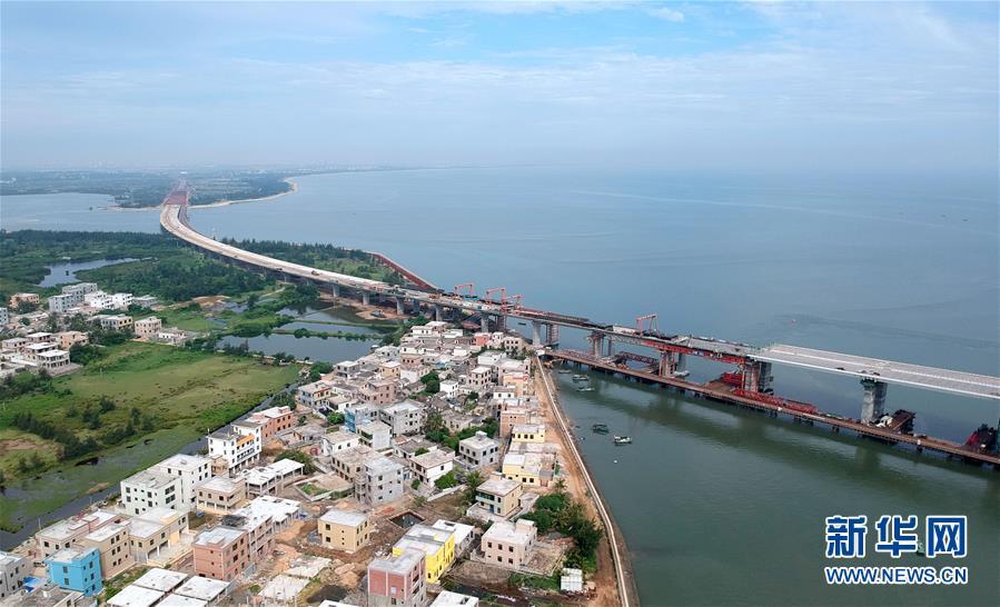 国内首座跨断裂带大桥预计年底建成通车  断裂带的大型桥梁