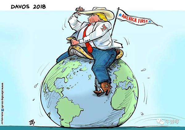 全球贸易战 特朗普这句话惊醒欧洲人
