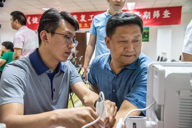 《健康中国》康复行大型公益活动走进通州