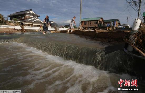 干旱、灾难性降雨世界气象组织:全球极端天气持续