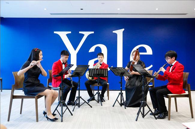 NYO-China成员演奏经典室内乐作品