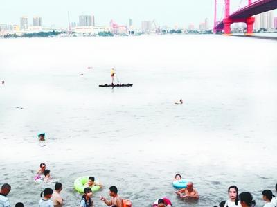 江中被救者的生死教训:呛了第一口水才知江水厉害