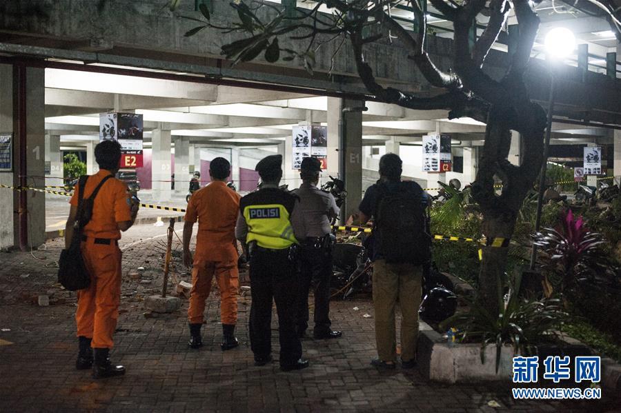 印尼龙目岛7.0级地震已致82人死亡
