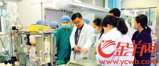 【中国梦·践行者】每年参与救治千余危重症患儿 武志远:当好一名医生需要一辈子