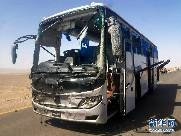 巴基斯坦一载有中国人的车队遇袭 6人受伤