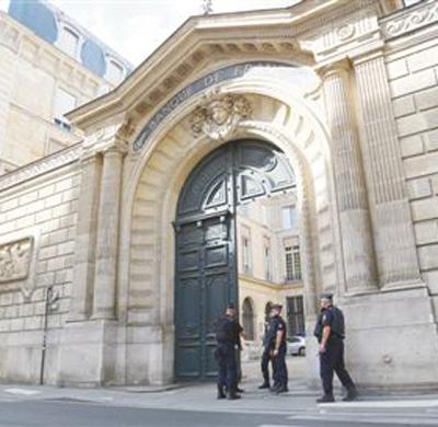 """巴黎、法兰克福都想成为""""下一个伦敦"""""""