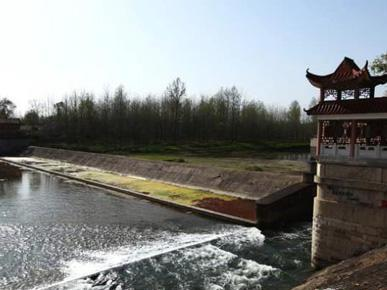 The Changqu Canal [File photo: cctv.com]