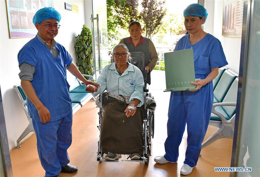 CHINA-TIBET-NYINGCHI-MEDICAL AID (CN)