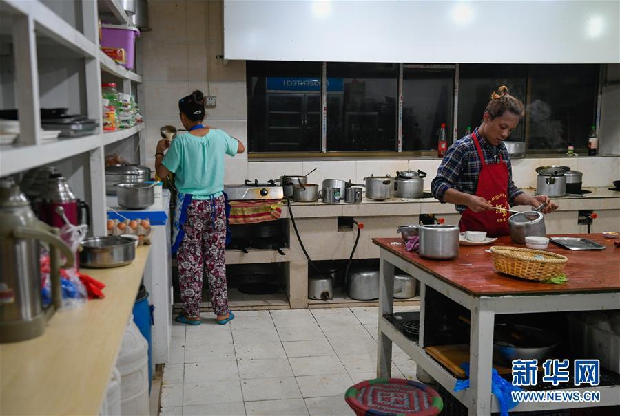 (XHDW・图文互动)(2)尼泊尔家庭在中国边境小镇的新生活