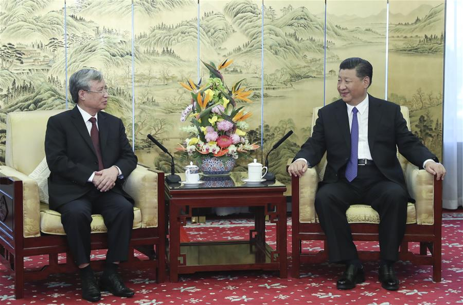 CHINA-BEIJING-XI JINPING-VIETNAM-TRAN QUOC VUONG-MEETING (CN)
