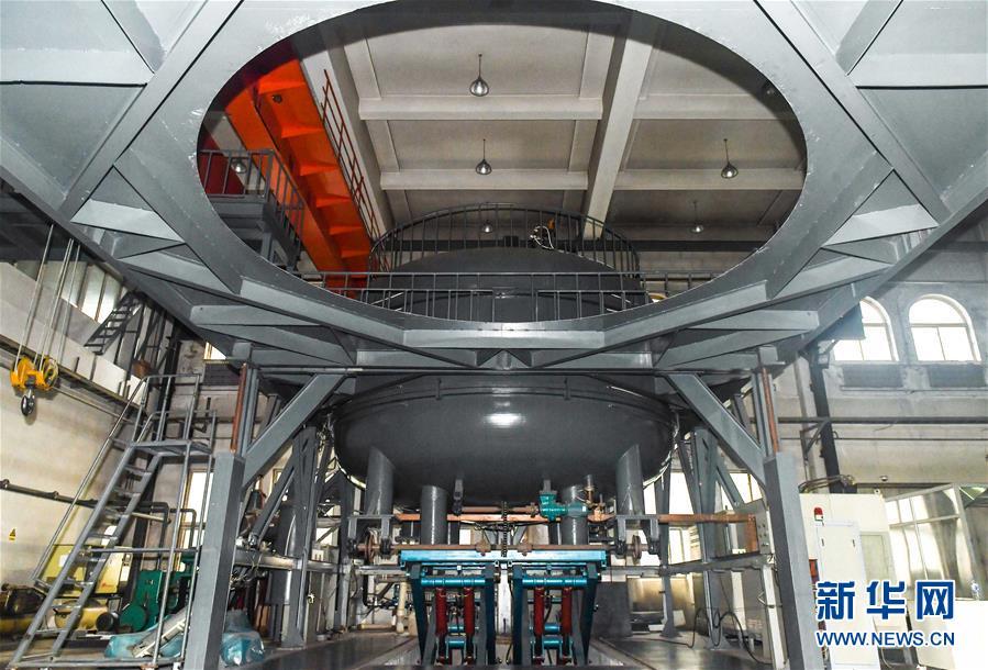 (科技)(5)我國研制出4米大口徑碳化硅非球面光學反射鏡