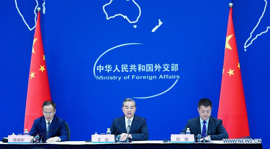 CHINA-BEIJING-FOCAC-PRESS CONFERENCE (CN)