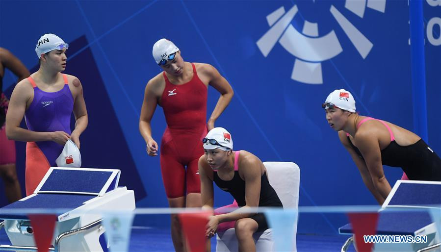 (SP)INDONESIA-JAKARTA-ASIAN GAMES-SWIMMING